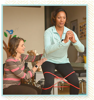 Women's Pelvic Floor Physical Therapy