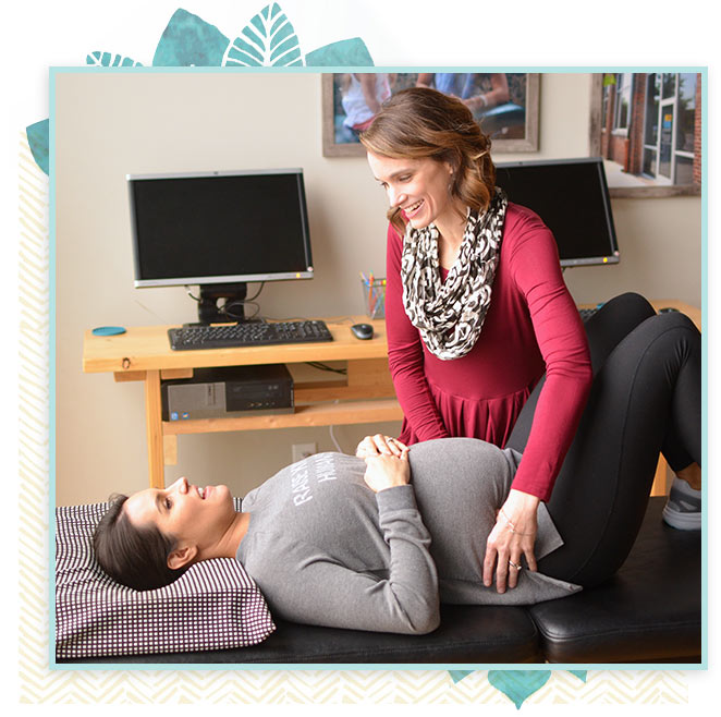 Pelvic Floor Dysfunction Treatment Physical Therapy for Chattanooga mothers during Pregnancy and Postpartum