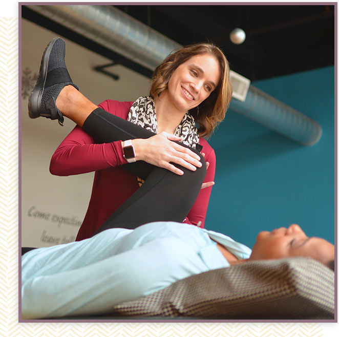 Meagan Moyers offers Pelvic Floor Physical Therapy for Chattanooga Women at Resilience PT